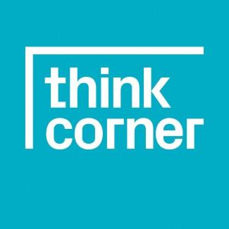 Think Corner blue