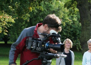 BBC Cameraman 1