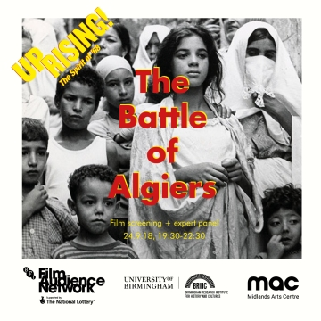 The Battle of Algiers - for social media (square)